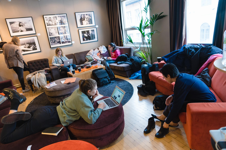 Vil du jobbe med Oslos største dokumentarfilmfestival?