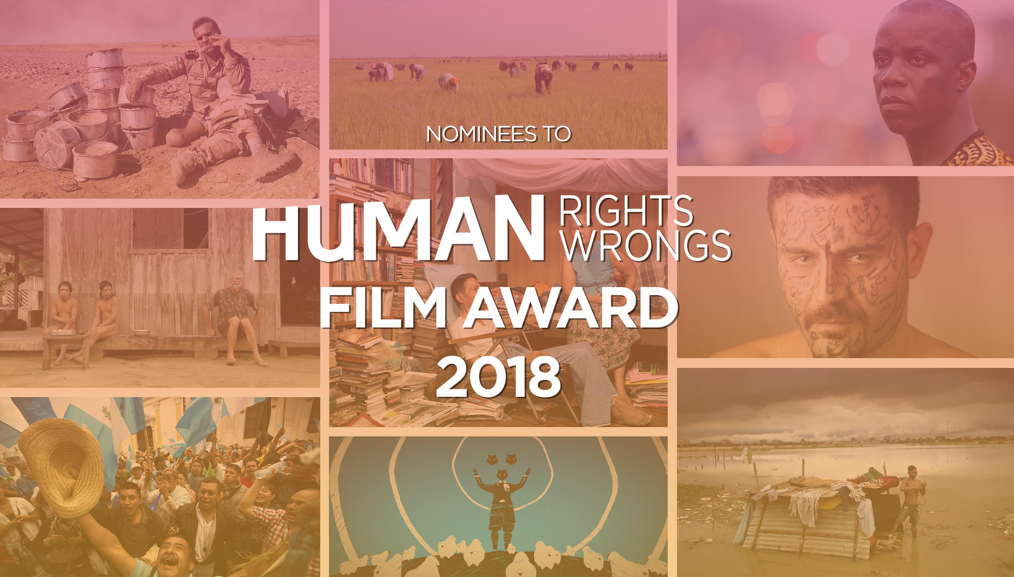 HRHW Award 2018